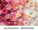 Ombre Flowers