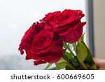 Red Roses  Symbol Of Love On...