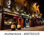 dublin ireland jan 22 2017  ... | Shutterstock . vector #600702125