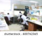 Blurred Background Laboratory...