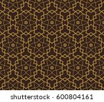 modern stylish texture....   Shutterstock .eps vector #600804161