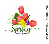 Spring Is In The Air Design Of...