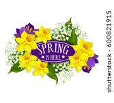Spring Is Here Floral Design O...