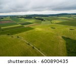 germany agriculture plants... | Shutterstock . vector #600890435