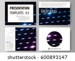 set of business templates for...   Shutterstock .eps vector #600893147