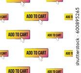 online shopping concept. vector ... | Shutterstock .eps vector #600895265