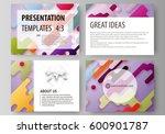 business templates for... | Shutterstock .eps vector #600901787