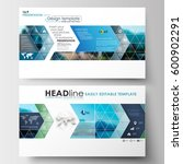 business templates in hd format ... | Shutterstock .eps vector #600902291