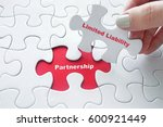 limited liability partnership  | Shutterstock . vector #600921449