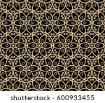 geometric shape abstract vector ... | Shutterstock .eps vector #600933455