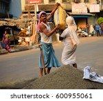 kolkata  india   march 05  2017 ... | Shutterstock . vector #600955061