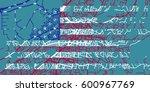detailed vector map of santa fe ... | Shutterstock .eps vector #600967769