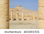 Palmyra  Syria   October 14 ...