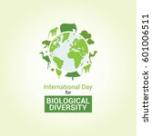 international day for... | Shutterstock .eps vector #601006511