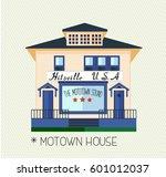 Original Home Of Motown Records ...