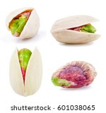 Pistachios At Different Angles...