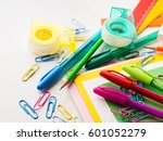 Stationery Colorful Writing...