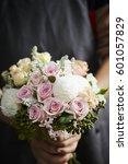 flower bouquet | Shutterstock . vector #601057829