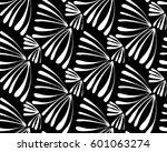seamless background pattern in... | Shutterstock .eps vector #601063274