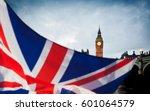 British Union Jack Flag And Bi...