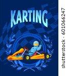 karting | Shutterstock .eps vector #601066247