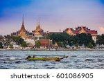 bangkok  thailand   november ... | Shutterstock . vector #601086905