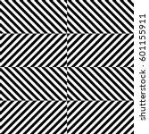 vector seamless pattern.... | Shutterstock .eps vector #601155911