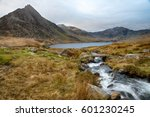 stormy skies over tryfan...