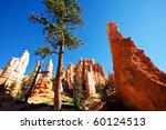 bryce canyon | Shutterstock . vector #60124513