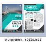 multipurpose corporate business ... | Shutterstock .eps vector #601263611