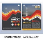 multipurpose corporate business ... | Shutterstock .eps vector #601263629