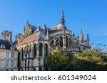 Notre Dame De Reims Cathedral ...