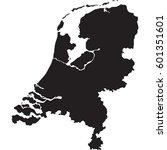 holland | Shutterstock .eps vector #601351601