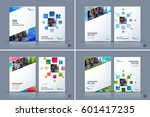 business vector template.... | Shutterstock .eps vector #601417235