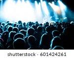 concert | Shutterstock . vector #601424261