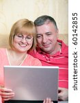 middle aged family enjoying... | Shutterstock . vector #60142855