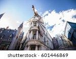 orlando. usa. florida  ... | Shutterstock . vector #601446869