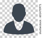 client icon. vector... | Shutterstock .eps vector #601470971
