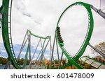 orlando. usa. florida   march... | Shutterstock . vector #601478009