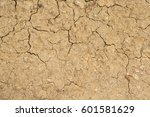 dry cracked land background... | Shutterstock . vector #601581629