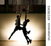 Basketball Jump   Black...