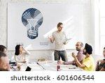 people working on network... | Shutterstock . vector #601606544