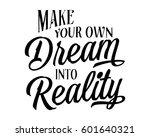black text words sentence... | Shutterstock .eps vector #601640321