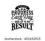 writing typography text | Shutterstock .eps vector #601652015