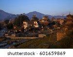 panauti | Shutterstock . vector #601659869