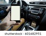 frontal view of modern smart... | Shutterstock . vector #601682951