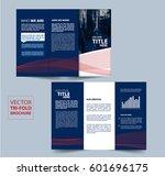 vector graphic elegant business ... | Shutterstock .eps vector #601696175