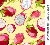 illustration of a pattern with... | Shutterstock .eps vector #601701695