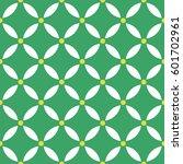 modern green geometrical... | Shutterstock .eps vector #601702961