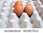eggs | Shutterstock . vector #601827611